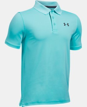 Boys' UA Performance Polo  3 Colors $34.99