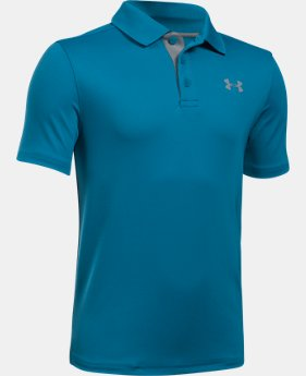 Boys' UA Performance Polo  4 Colors $34.99