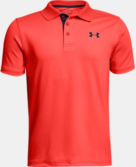 Boys' UA Performance Polo  1  Color Available $22.49
