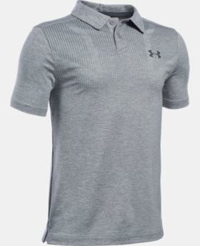 Boys' UA Tour Polo Shirt  3 Colors $22.49