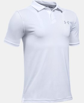 Boys' UA Tour Polo Shirt  1 Color $29.99