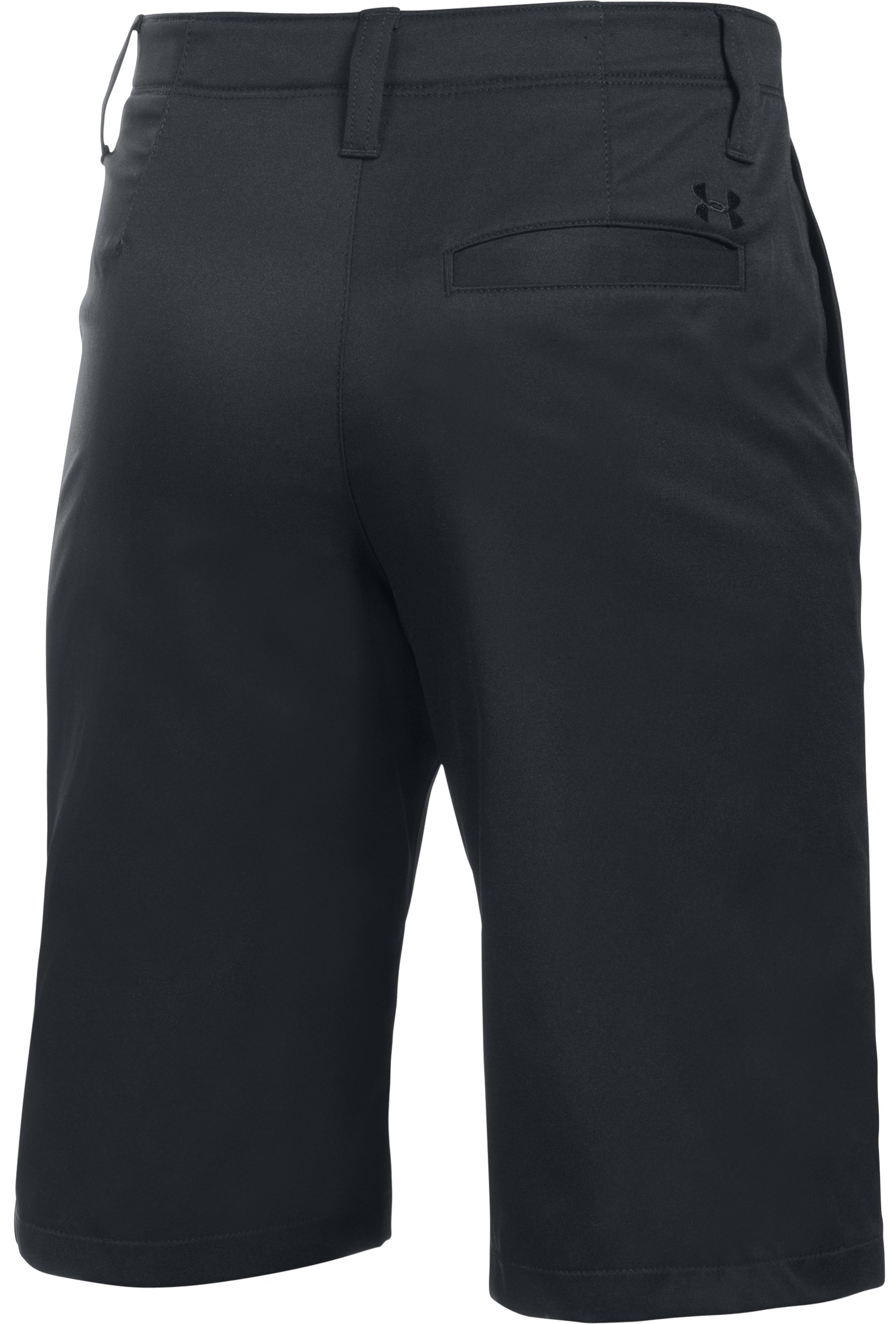 Boys' UA Match Play Shorts, Black , undefined