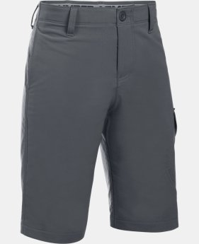 Boys' UA Match Play Cargo Shorts  2 Colors $49.99