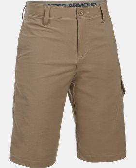 Boys' UA Match Play Cargo Shorts  1 Color $29.99