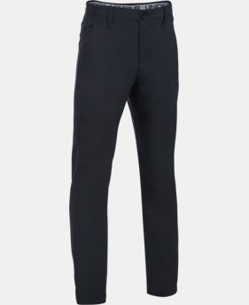 Boys' UA Match Play Pants  4 Colors $74.99