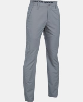 New Arrival  Boys' UA Match Play Pants  5 Colors $74.99
