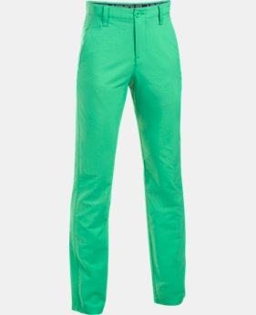 Boys' UA Match Play Pants  1  Color Available $38.99