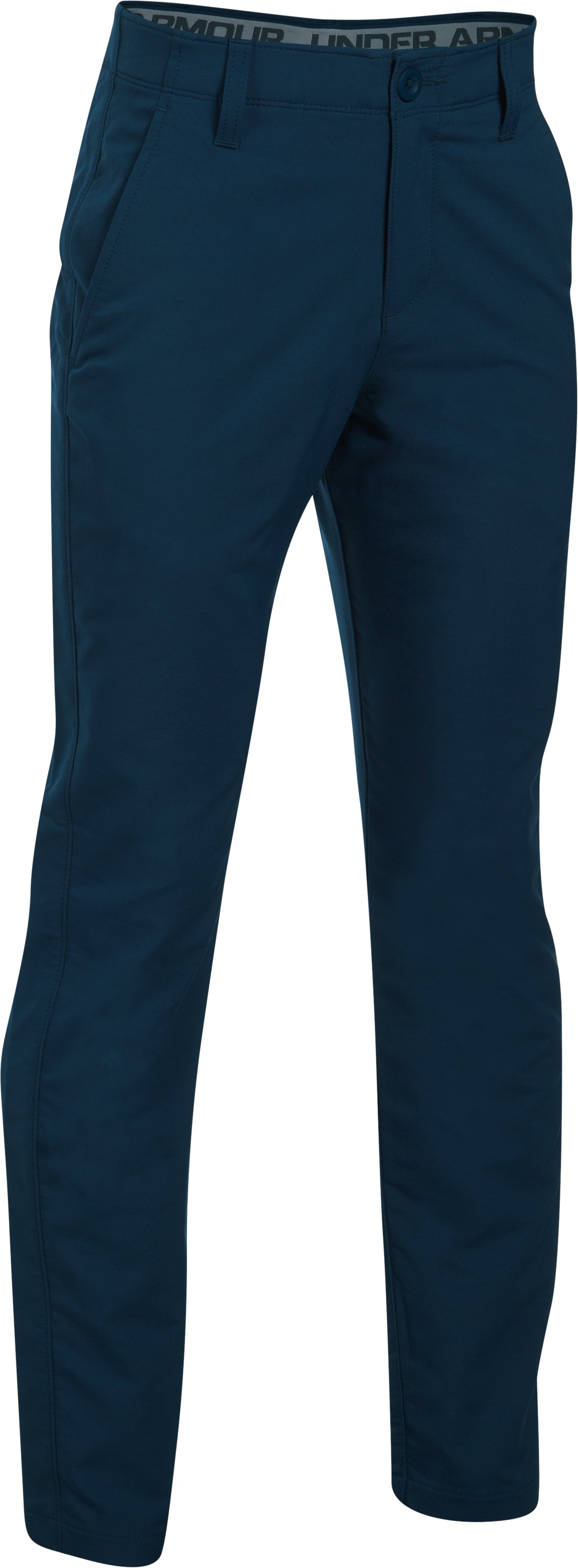 Boys' UA Match Play Pants, Academy,