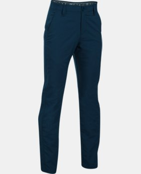 Boys' UA Match Play Pants  4  Colors Available $64.99