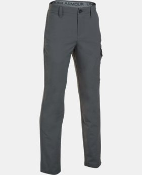 Boys' UA Match Play Cargo Pants  1 Color $69.99