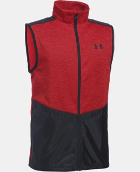 Boys' UA Hybrid Vest  1 Color $28.49