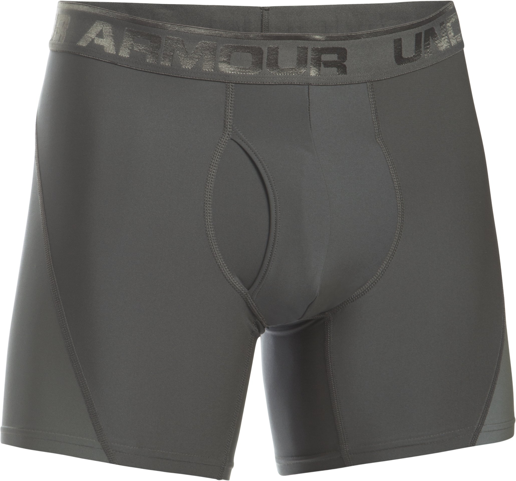 Men's UA Original Series Cupron® Boxerjock®, Steel,