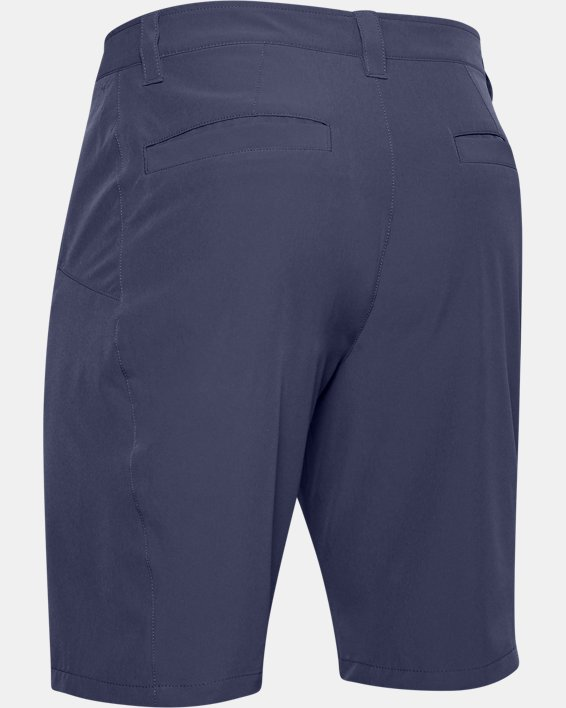 Men's UA Surf & Turf Stretch Amphibious Boardshorts, Blue, pdpMainDesktop image number 5