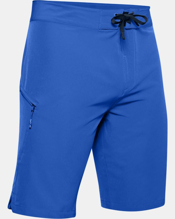 Men's UA Stretch Boardshorts, Blue, pdpMainDesktop image number 3