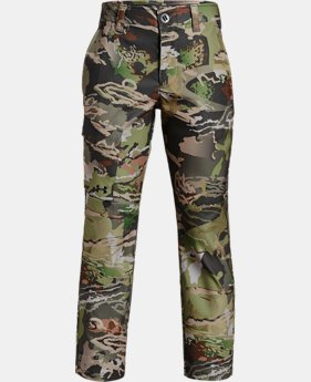 Boys' UA Field Pants  1  Color Available $59.99