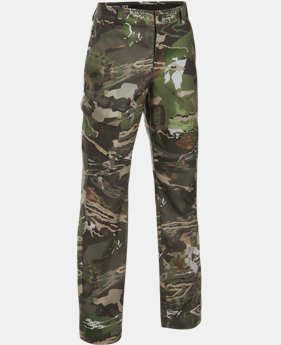 Boys' UA Field Pants LIMITED TIME OFFER 2 Colors $44.99