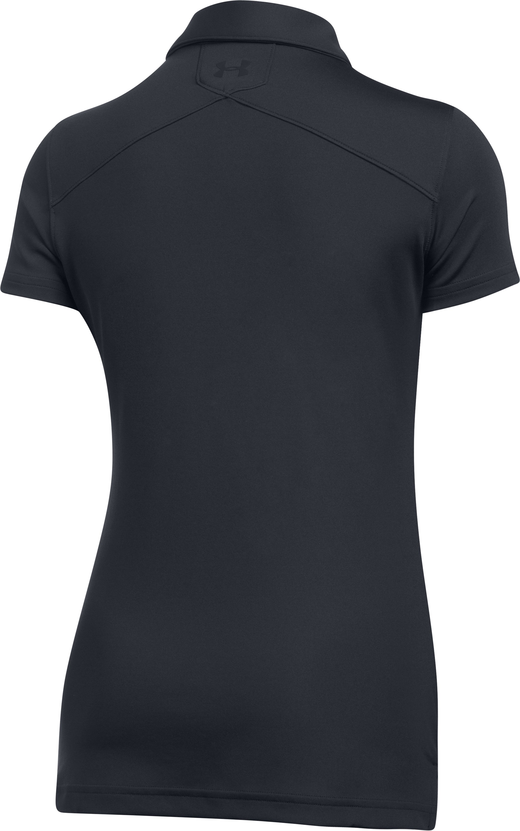 Women's UA Performance Range Tactical Polo, Dark Navy Blue , undefined