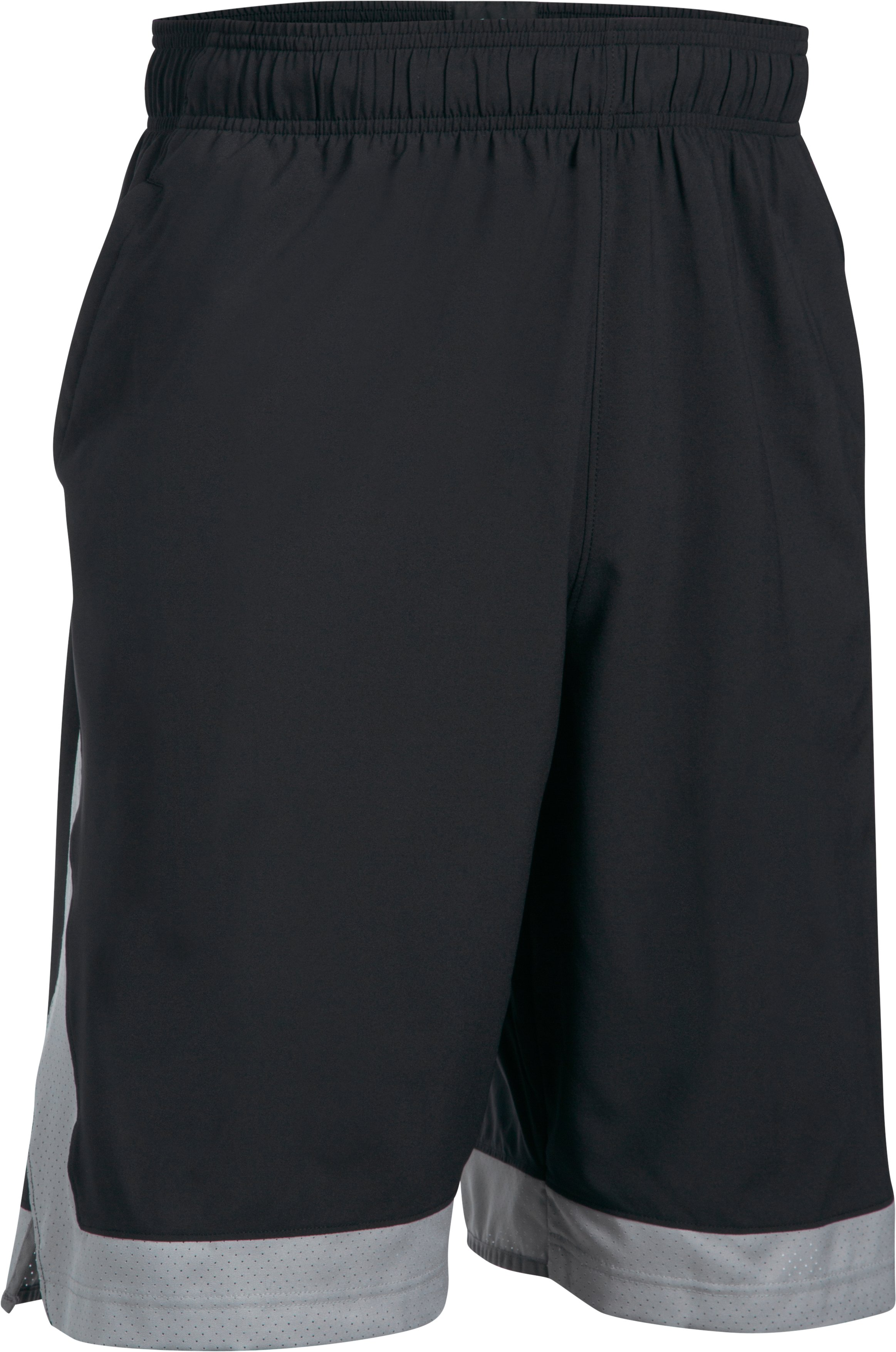 "Men's SC30 Hypersonic 9"" Shorts, Black"