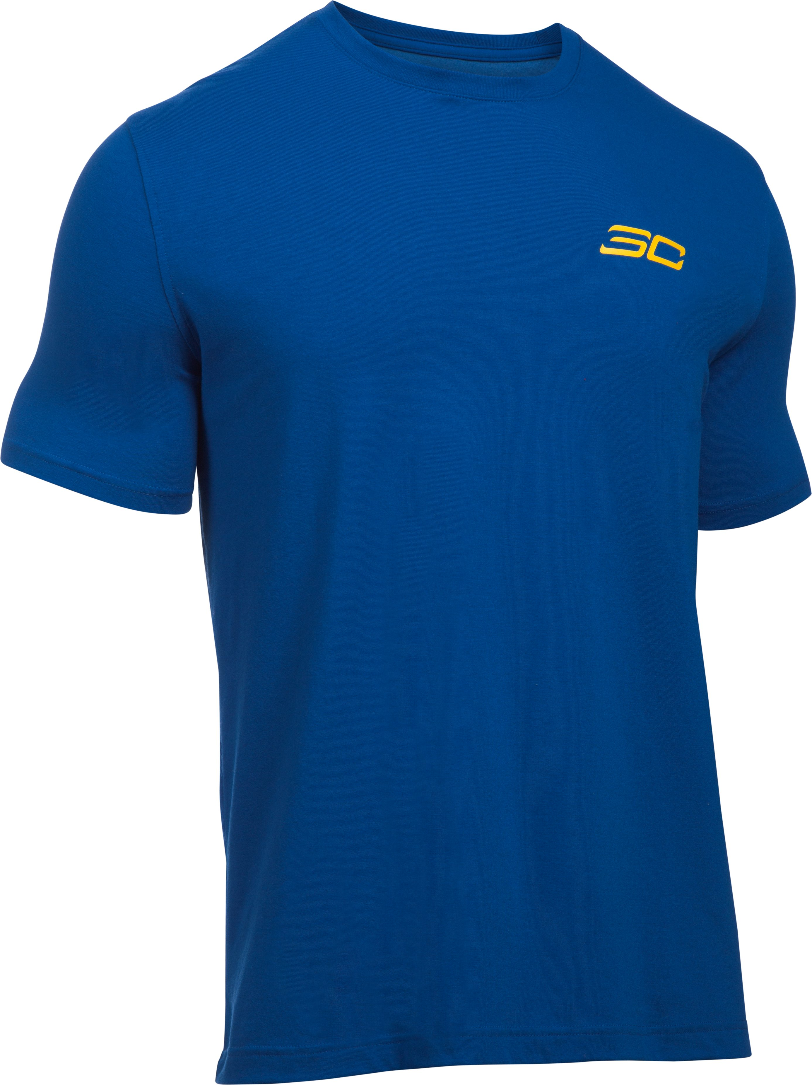 Men's SC30 Blessed with Game T-Shirt, Royal