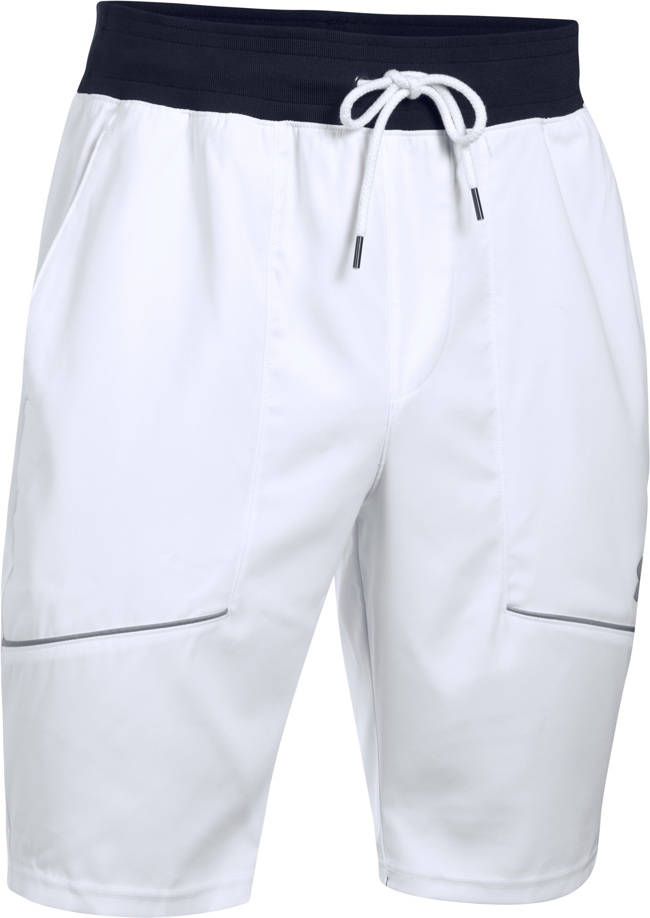 Men's SC30 Splash Cargo Shorts, White, undefined