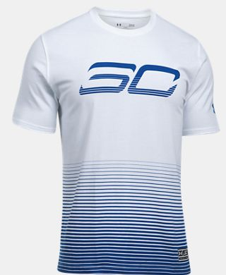 Men's UA Men's SC30 Locked In T-Shirt