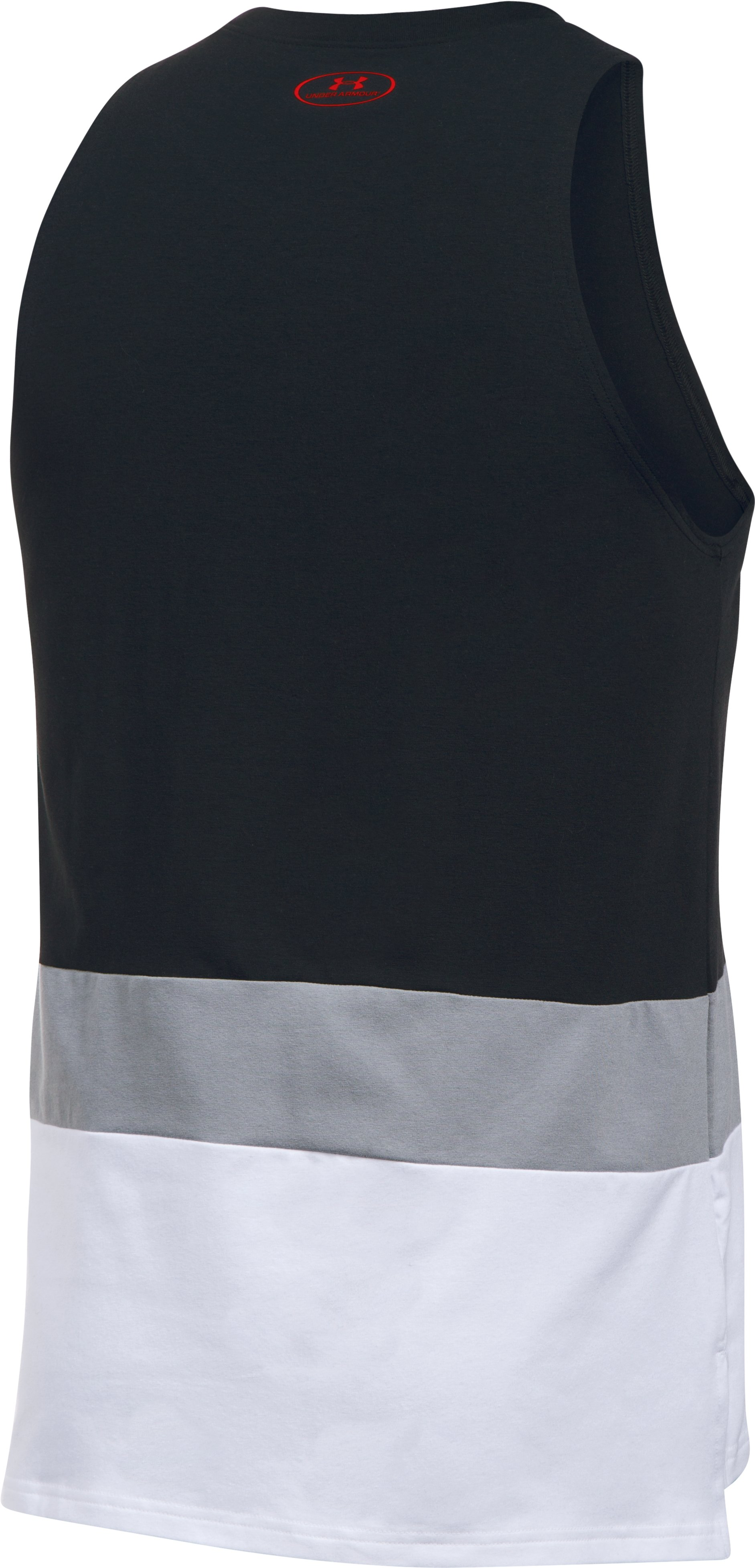 Men's SC30 Splash Tank, Black ,
