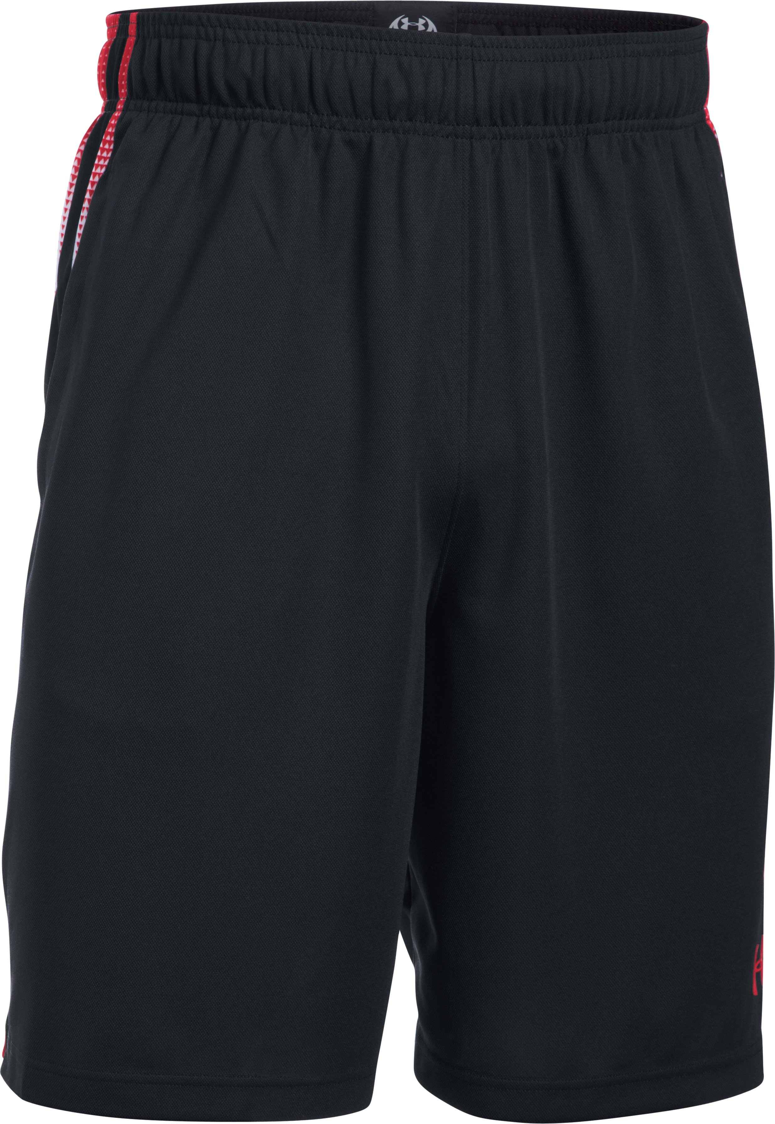 "Men's UA Select 9"" Shorts, Black ,"