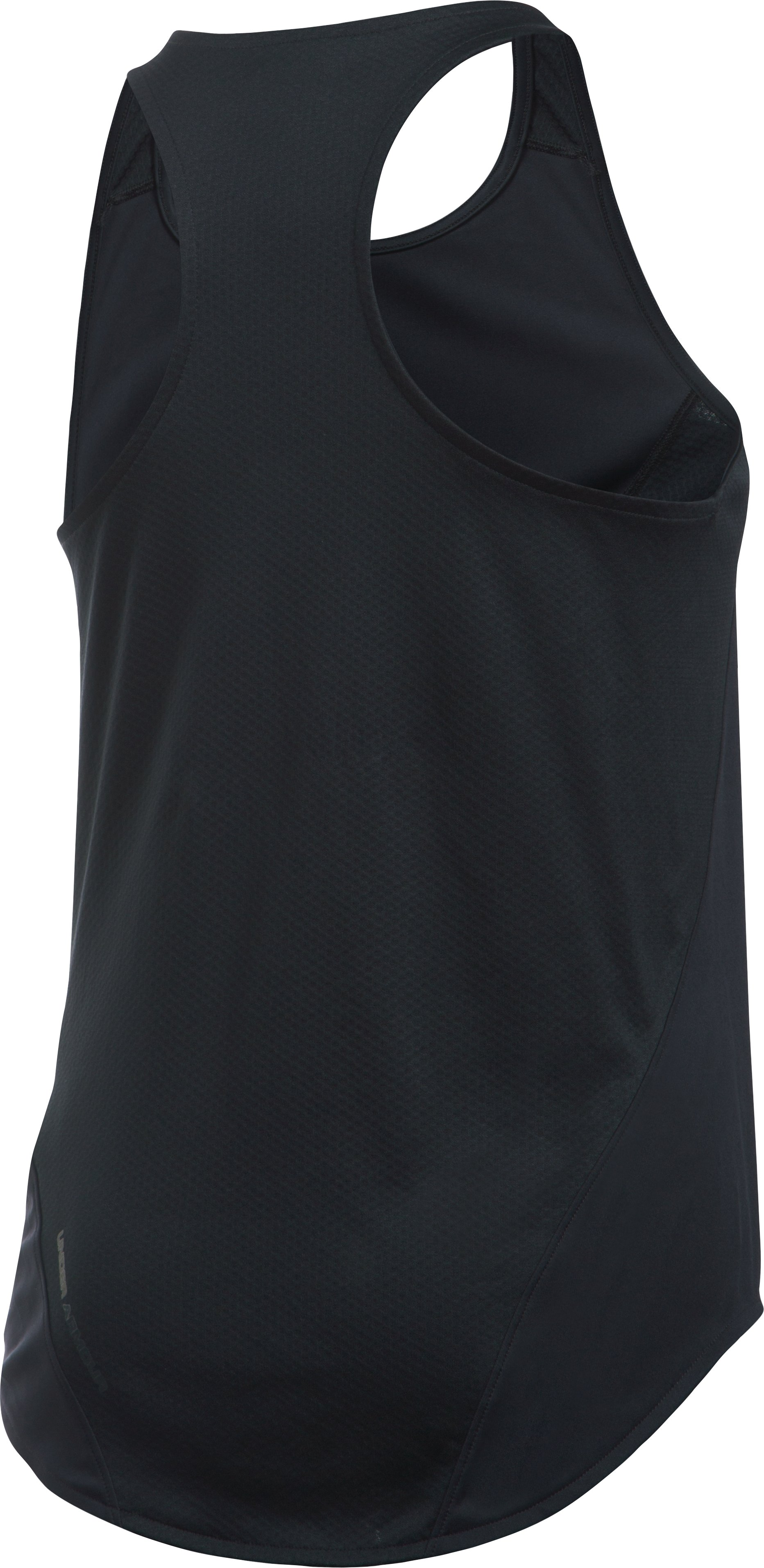 Women's UA Challenger II Train Tank, Black ,