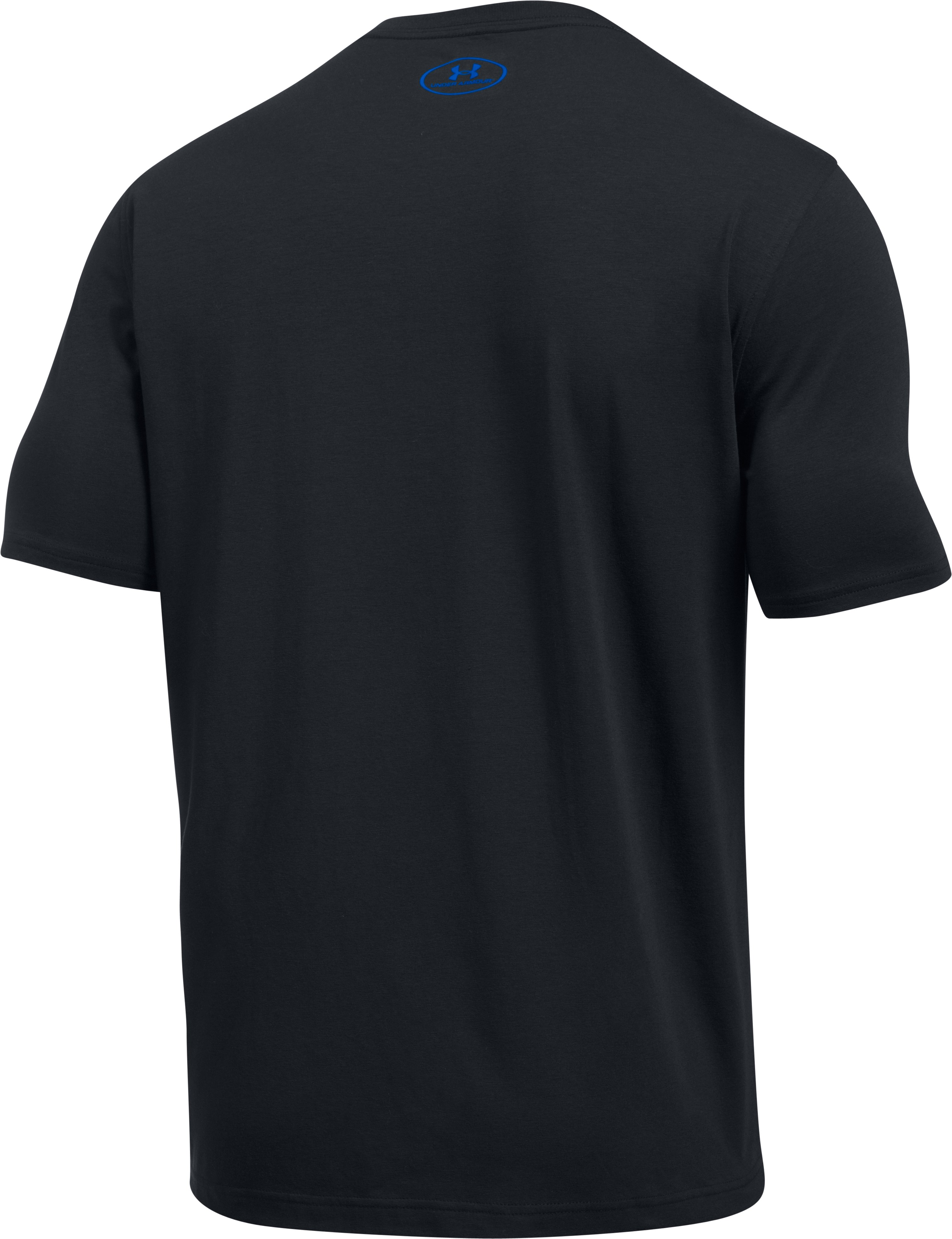 Men's UA I FISH T-Shirt, Black , undefined