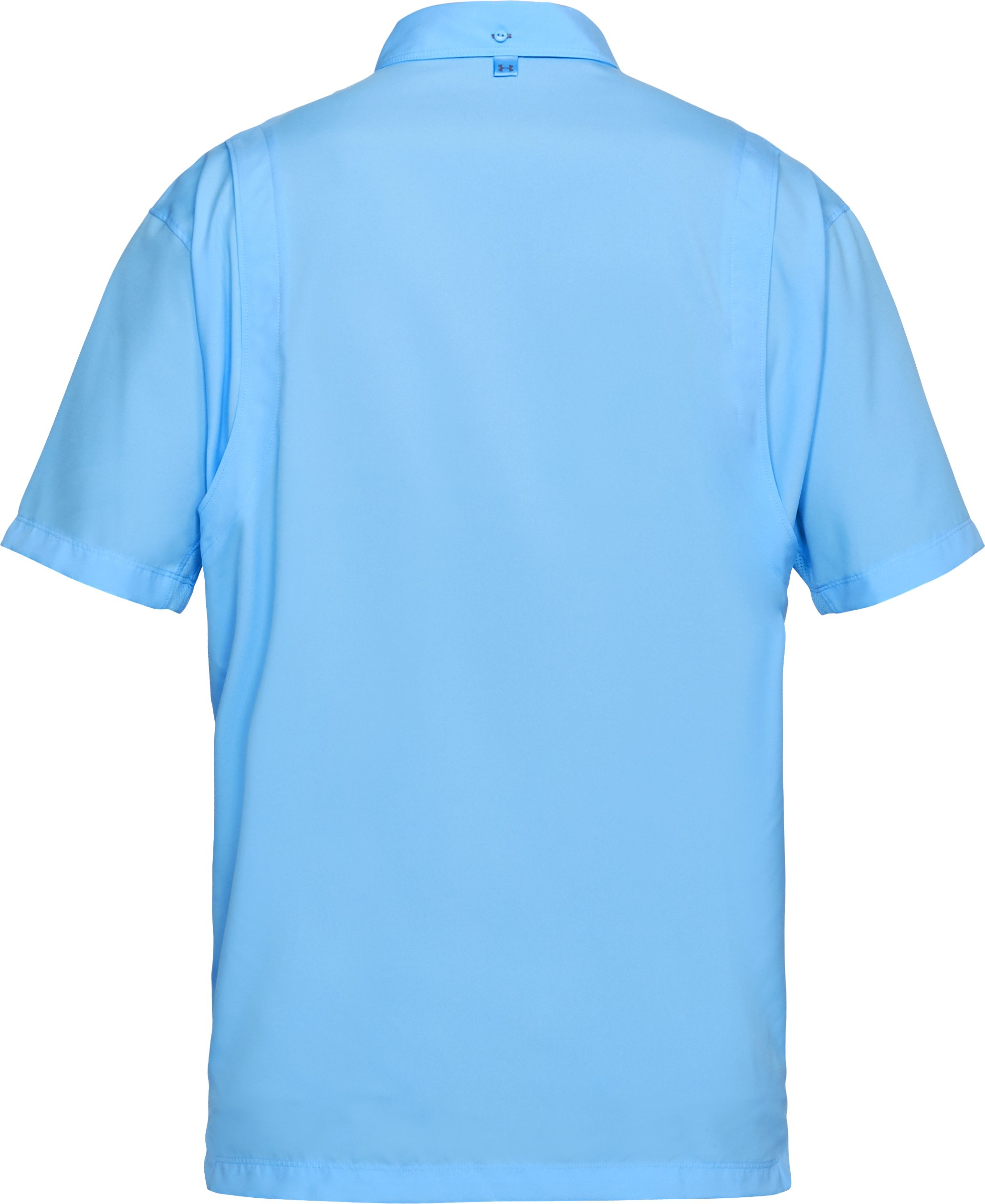 Men's UA Tide Chaser Short Sleeve, Carolina Blue,