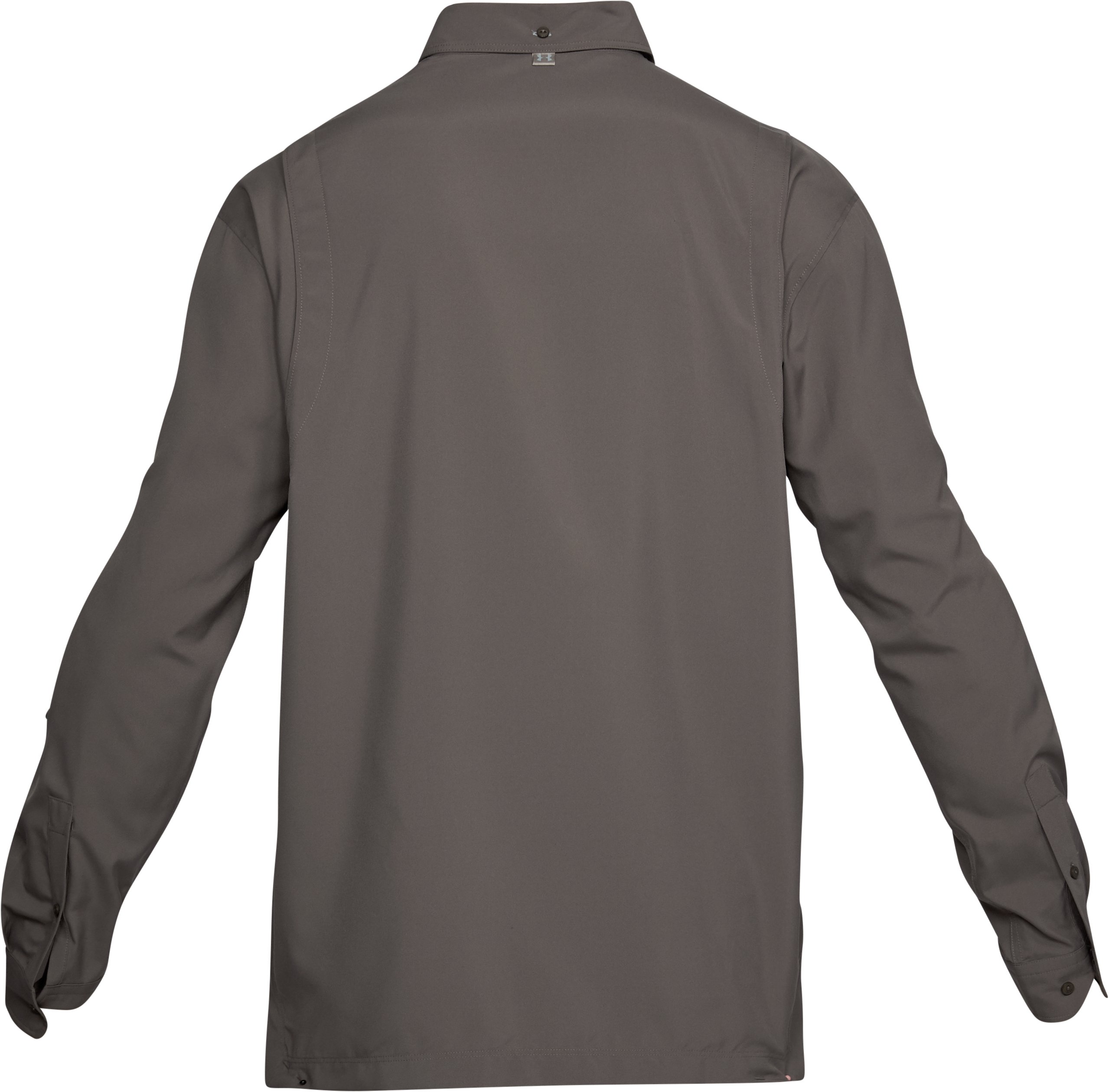 Men's UA Tide Chaser Long Sleeve, FRESH CLAY, undefined