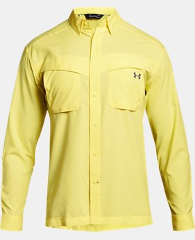 Men's UA Tide Chaser Long Sleeve  1 Color $35.99 to $59.99
