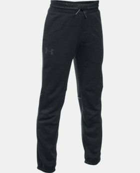 Boys' UA Storm Swacket Pants LIMITED TIME: FREE SHIPPING 1 Color $69.99