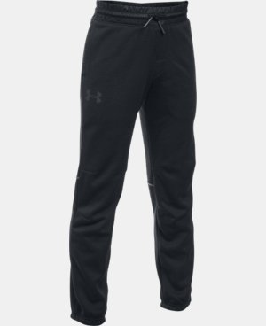 Boys' UA Swacket Pants LIMITED TIME: FREE SHIPPING 2 Colors $69.99