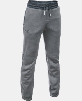 Boys' UA Swacket Pants LIMITED TIME: FREE SHIPPING 1 Color $69.99
