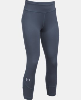 Girls' UA Finale Capris  2 Colors $34.99