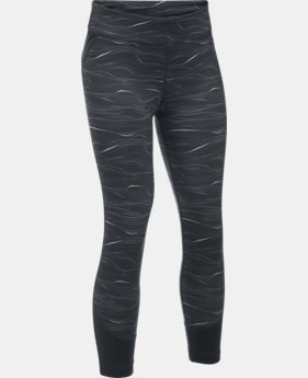 New Arrival  Girls' UA Studio Novelty Capris  1 Color $44.99