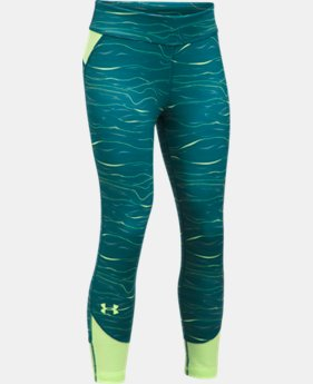 New Arrival Girls' UA Studio Novelty Capris   $39.99