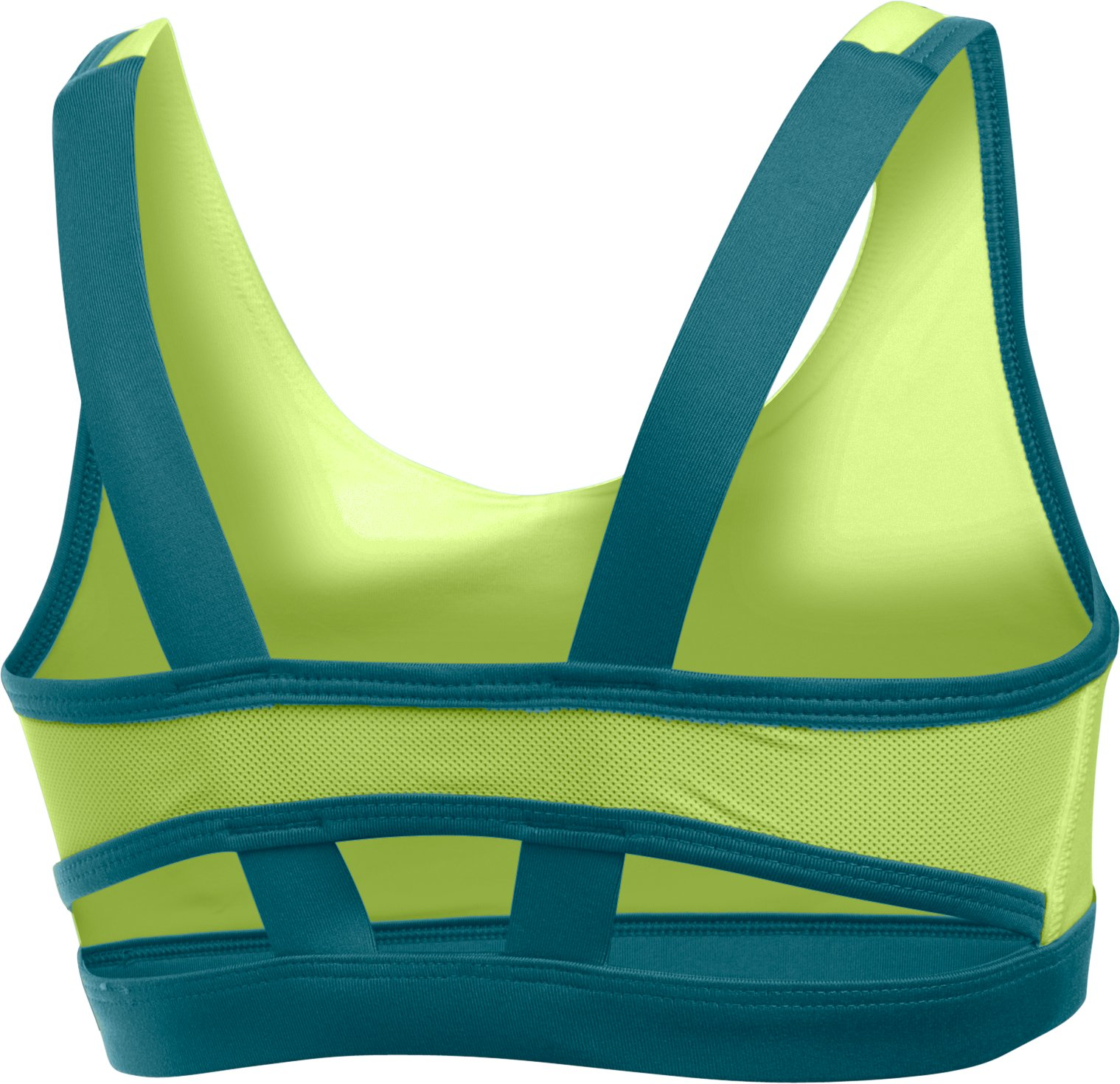 Girls' UA Studio Bra, PALE MOONLIGHT