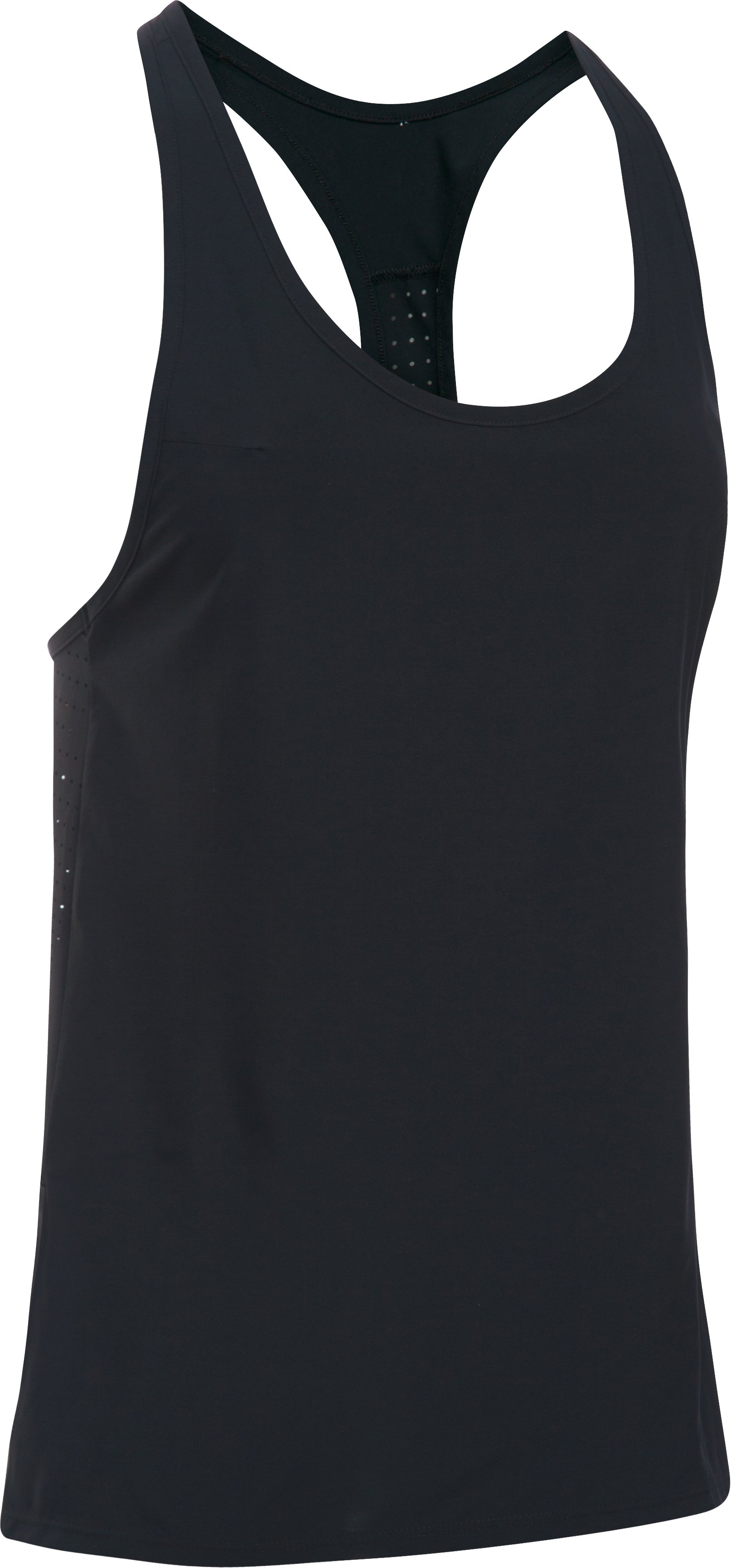 Women's UA Accelerate Tank, Black , undefined