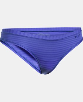 Women's UA Pure Stretch - Sheer Novelty Bikini 3 for $33  2 Colors $14