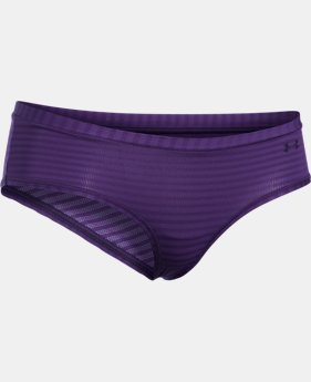 Women's UA Pure Stretch - Sheer Hipster  2 Colors $14