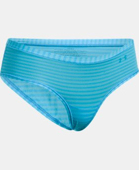 Women's UA Pure Stretch - Sheer Hipster  1 Color $8.99