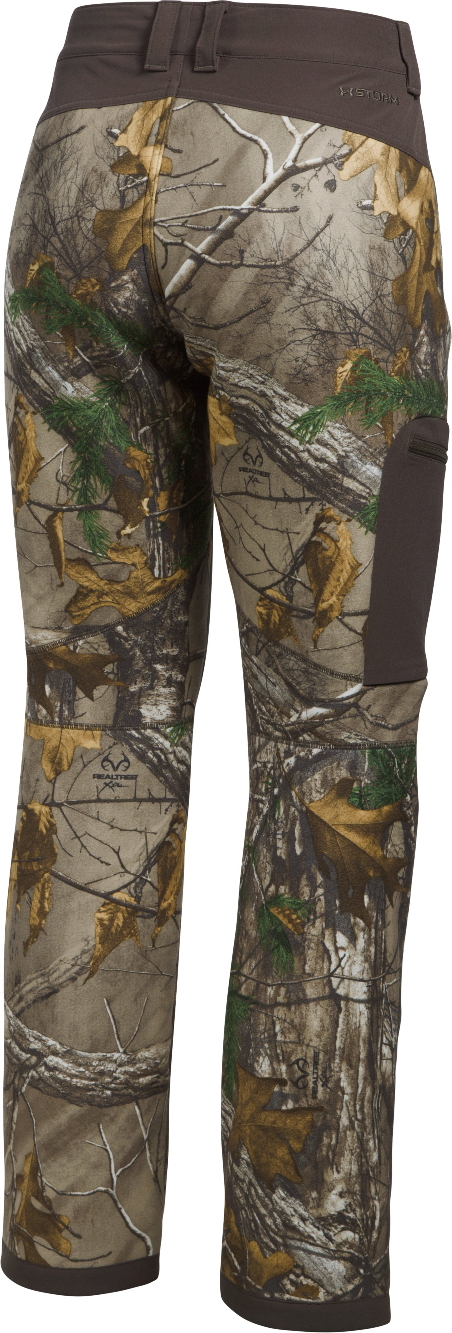 Women's UA Mid Season Pants, REALTREE AP-XTRA,