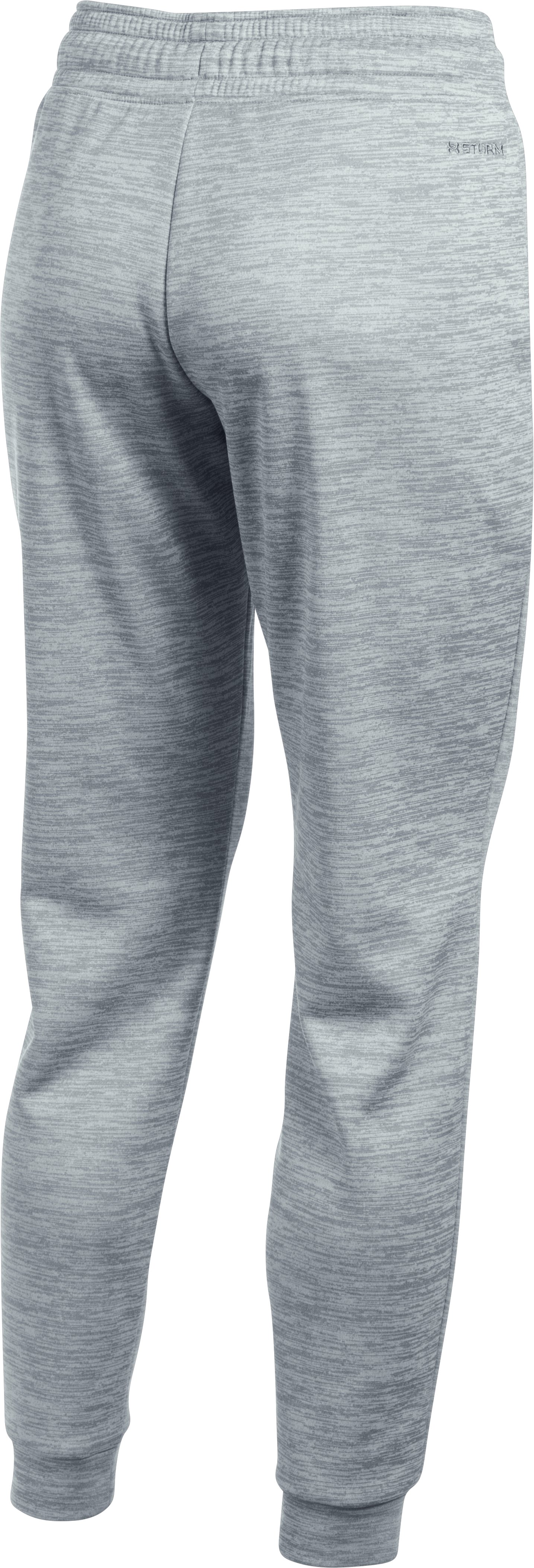 Women's  UA Storm Armour Fleece® Lightweight Joggers - Twist, Steel,