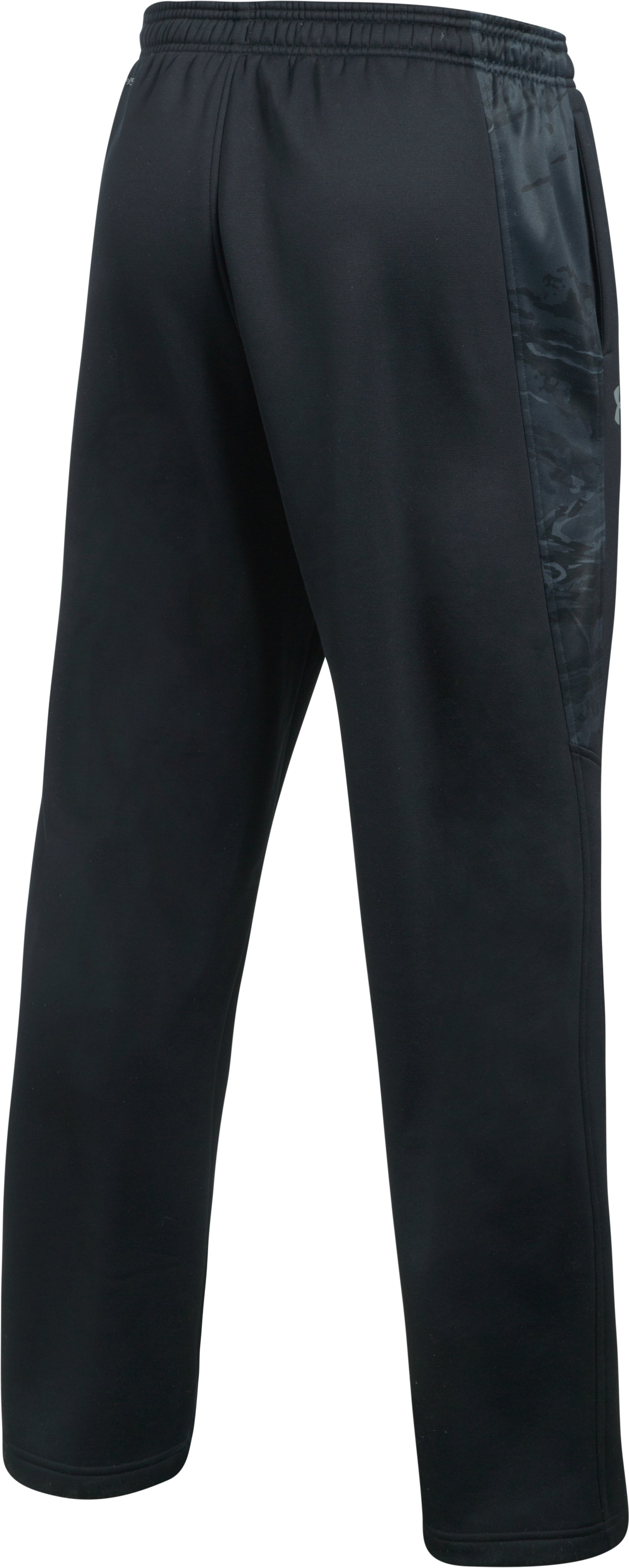 Men's UA Storm Caliber Pants, Black , undefined