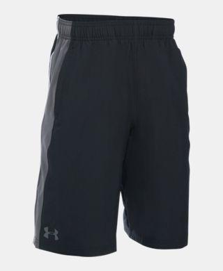 Boys' UA Impulse Woven Shorts
