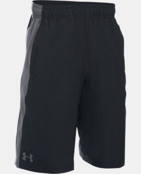 Boys' UA Impulse Woven Shorts  1 Color $34.99