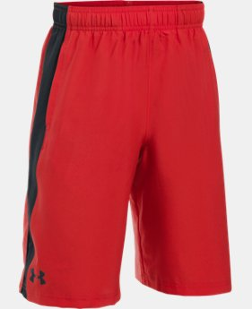 Boys' UA Impulse Woven Shorts  1 Color $29.99