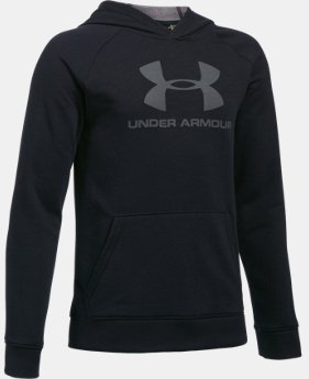 Boys' UA Sportstyle Hoodie  1 Color $24.99 to $33.99